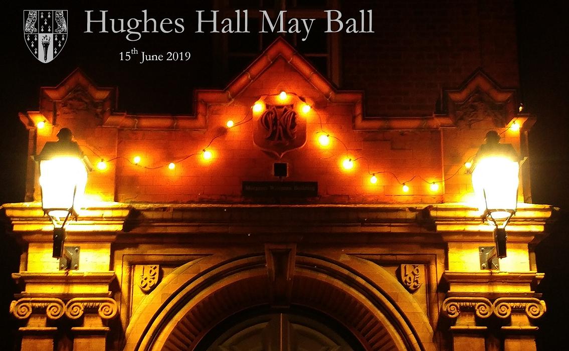 Hughes Hall May Ball